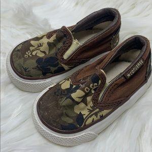 Converse Infant Hawaiian Slip-on Sneakers, sz 2
